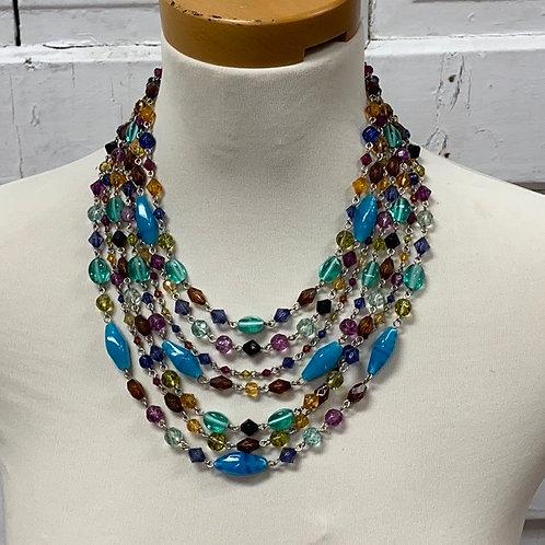 6 Strand Necklace