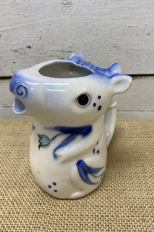 Ceramic Cow Creamer