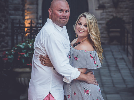 bridget + shawn | cincinnati engagement session | engagement & wedding photographer in cincinnat
