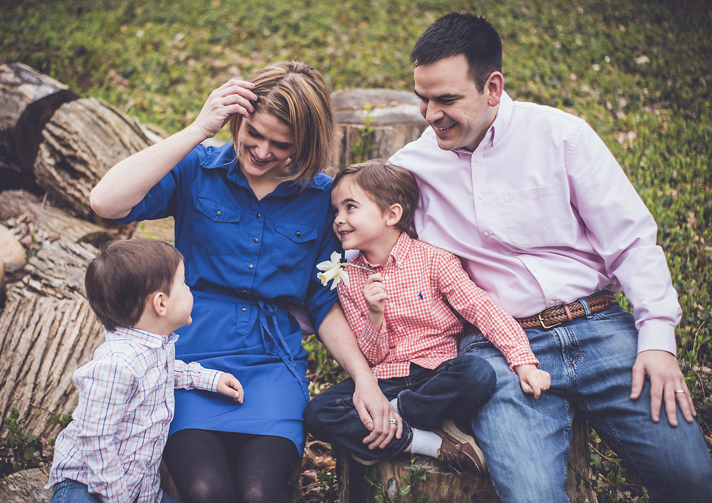 family photography kettering ohio