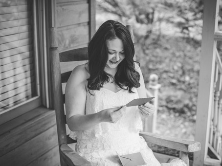 erin + robert | wedding | intimate wedding photographer in gatlinburg, tn