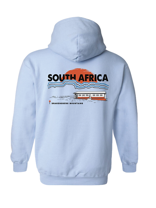 LIMITED EDITION HOODIE - LIGHT BLUE