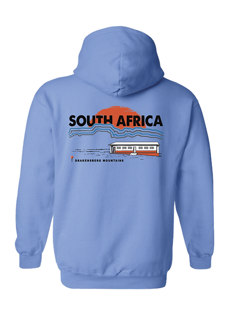 LIMITED EDITION HOODIE - CAROLINA BLUE