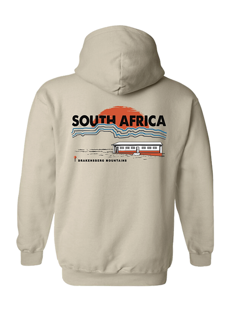 LIMITED EDITION HOODIE - SAND
