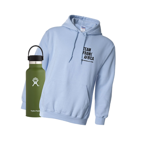 COMBO MERCHANDISE KIT - HOODIE & WATER BOTTLE