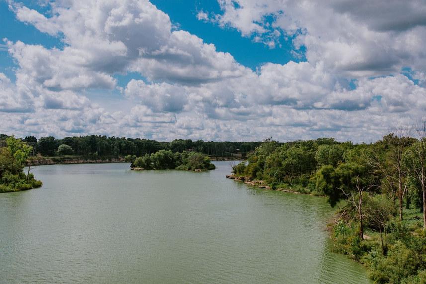 Mississinewa Reservoir
