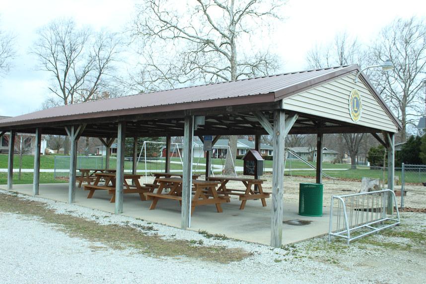 Community Building Pavilion