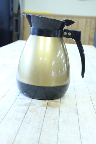 Coffee pitcher