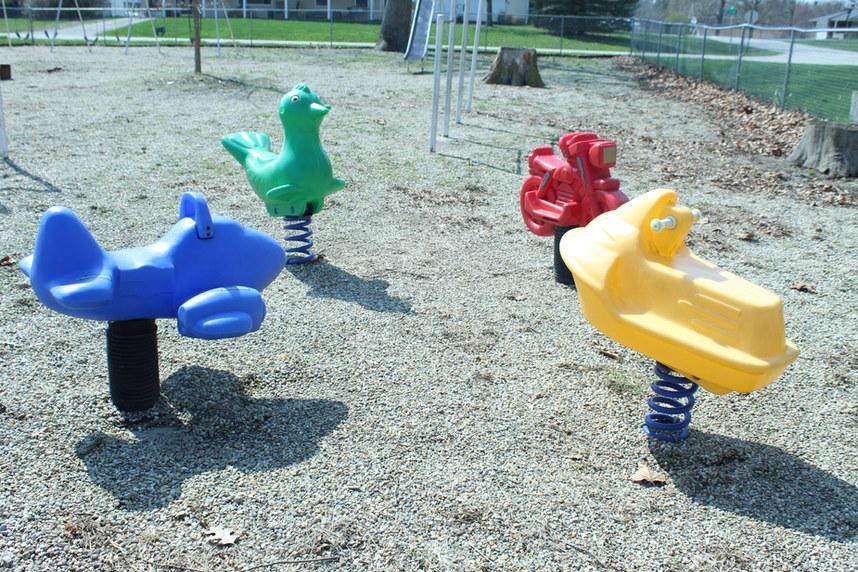 Community Building Park