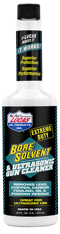 Extreme Duty Bore Solvent & Ultrasonic Gun Cleaner