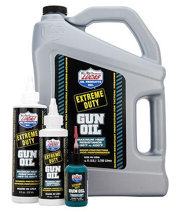 Extreme Duty Gun Oil