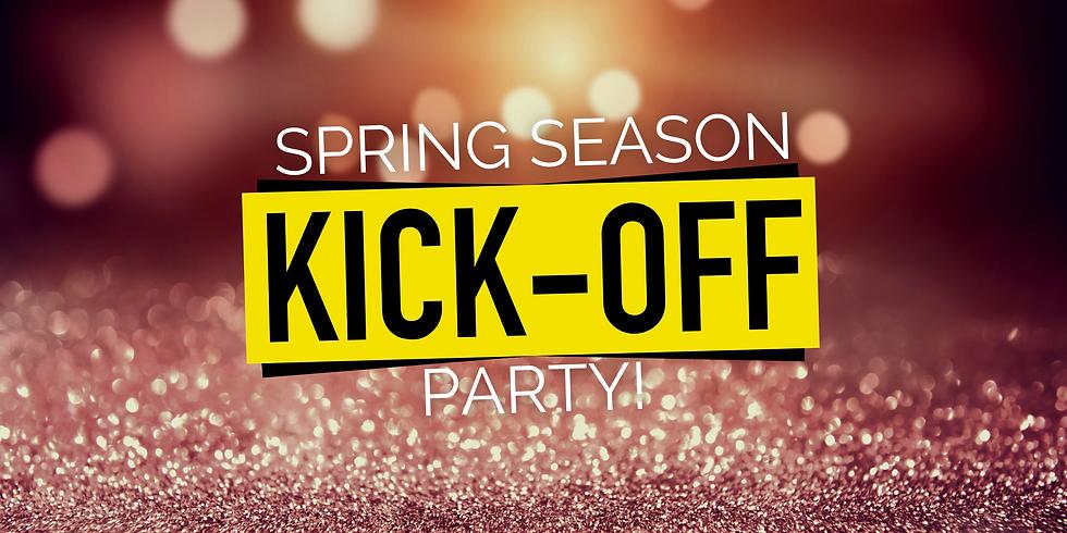 Spring Season Kick-Off