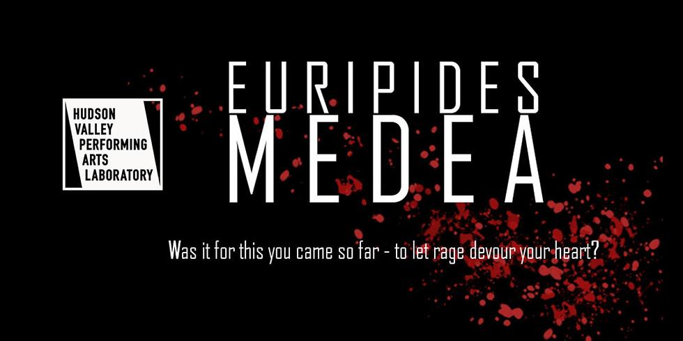 Medea Audition Workshop: Day 2