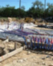 Rough in Plumbing new construction Leander TX