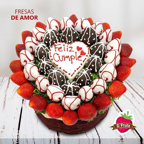 Fresas de Amor
