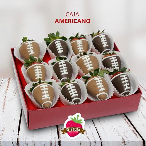 Caja Americano