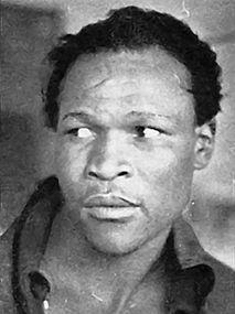 """Ezekiel """"King Kong: Dlamini"""