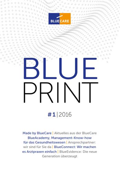 made by BlueCare - mehr im BluePrint #1