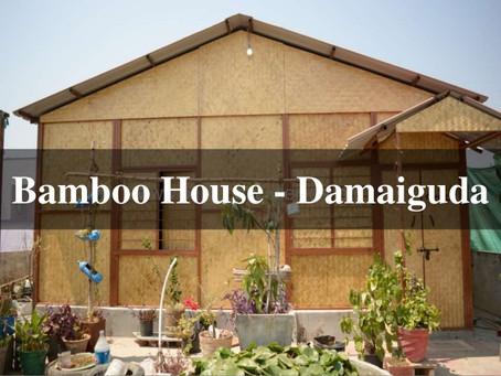 Making Bamboo House Dammaiguda, Medchal District, Telangana