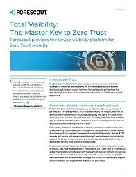 Total Visibility_ The Master Key to Zero