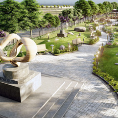 Sculpture Park, Bangalore