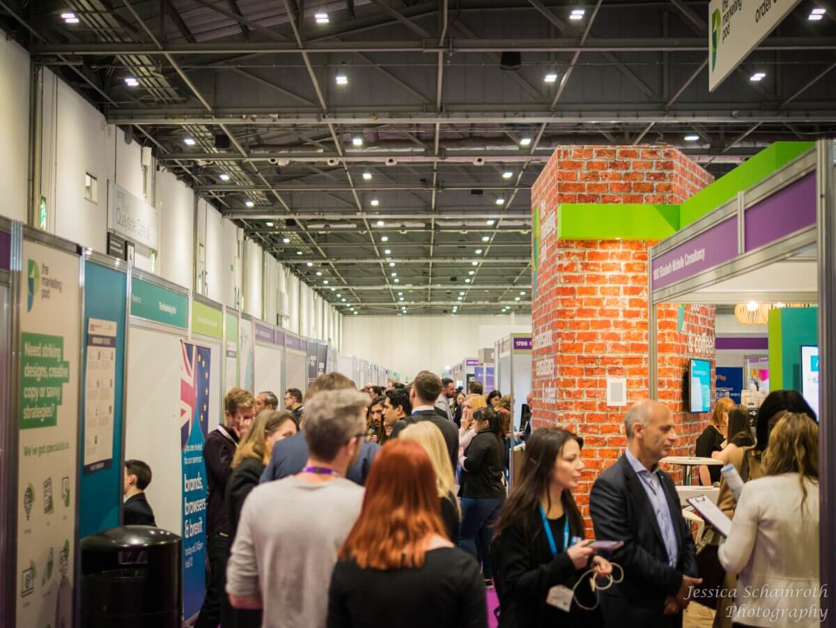 Appointment With YDP Global at B2B Expo