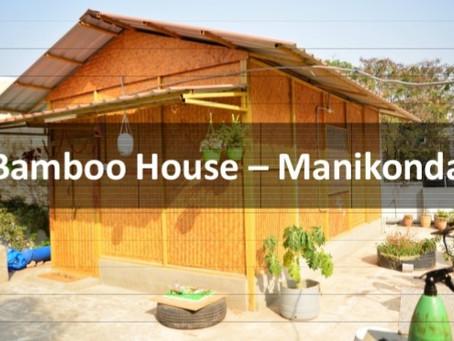Bamboo House in Manikonda, Hyderabad