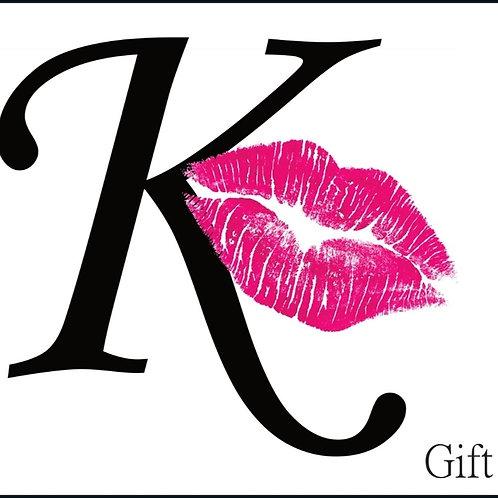 Beauty Kouture Gift Card