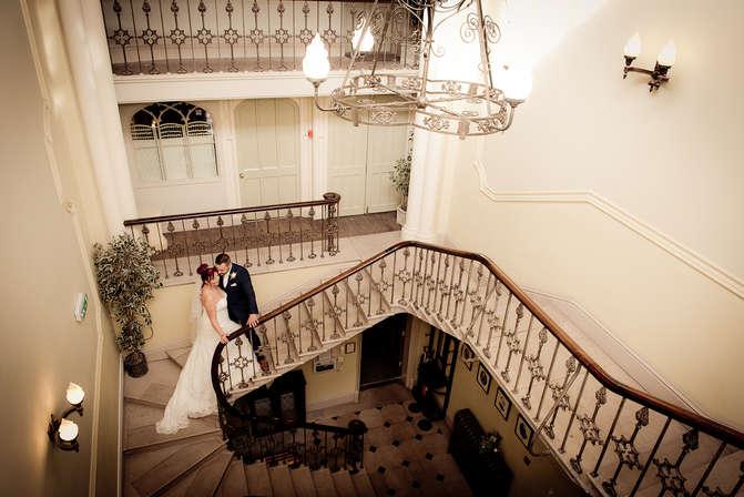 bride-groom-straircase.JPG