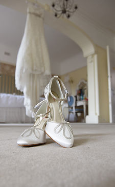 Birmingham Wedding Photographer, Pete Davis Shoes Photo.