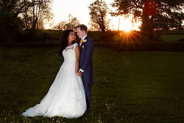 Portrait Wedding Photographer, Pete Davis Wedding Photography, Midlands.