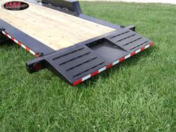 LTM TILT BED TRAILER FEATURES