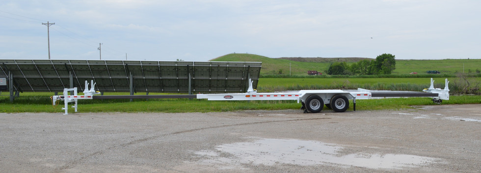 LPT 3055 Pole Trailer