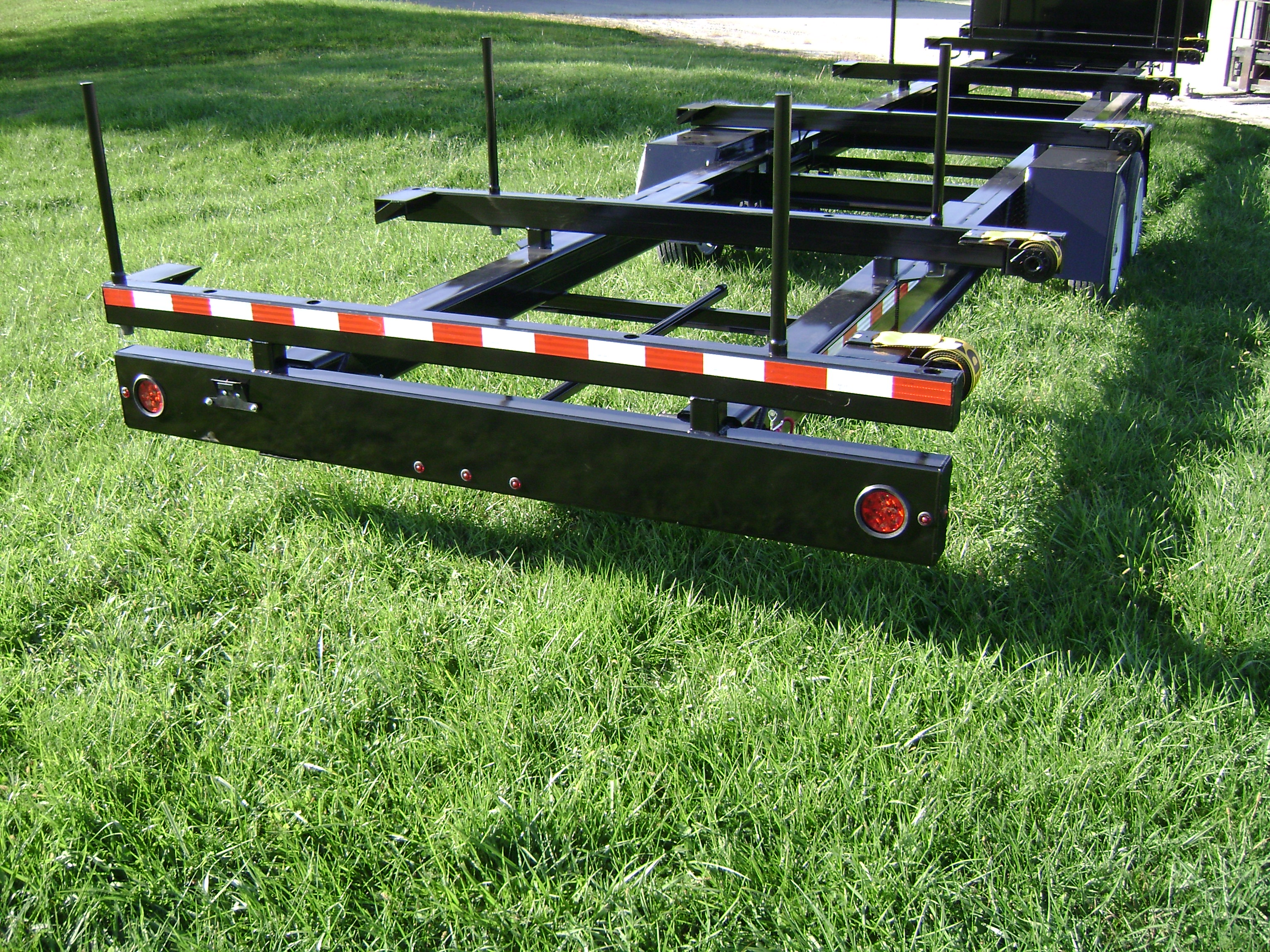 LSP STICK PIPE TRAILER LENGTH