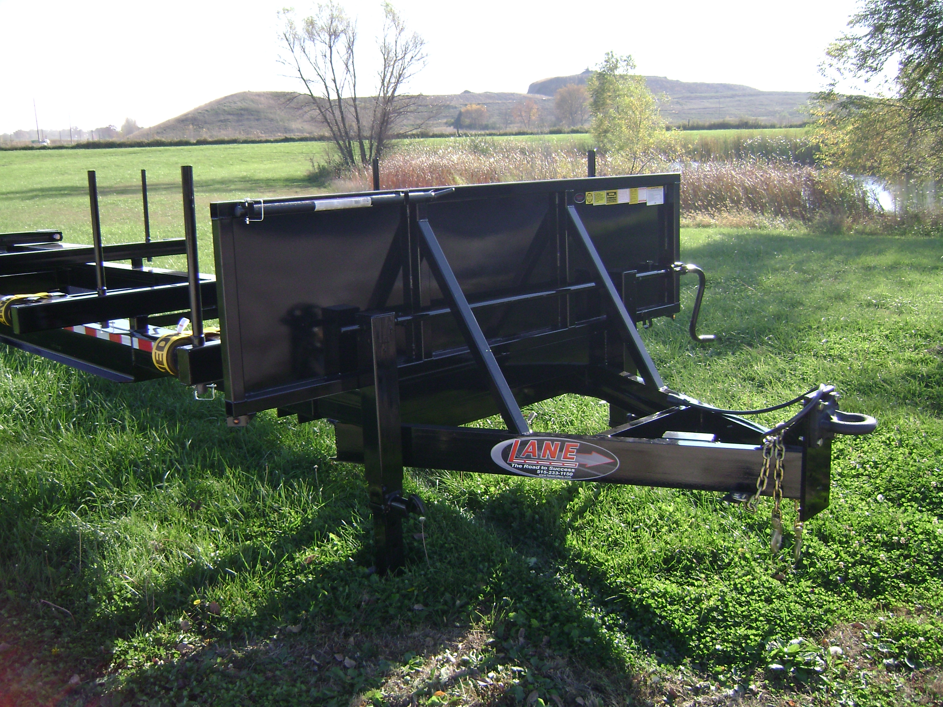 LSP STICK PIPE TRAILER- Options