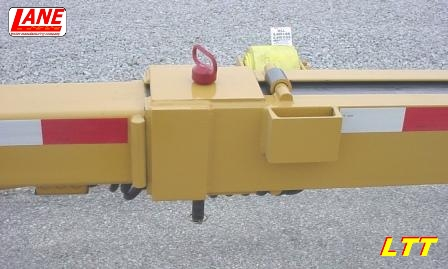 LTT TENDER TRAILER TONGUE