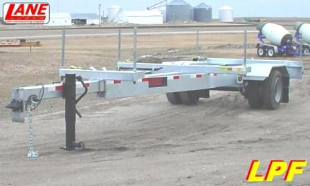 LPF FIXED LENGTH POLE TRAILERS