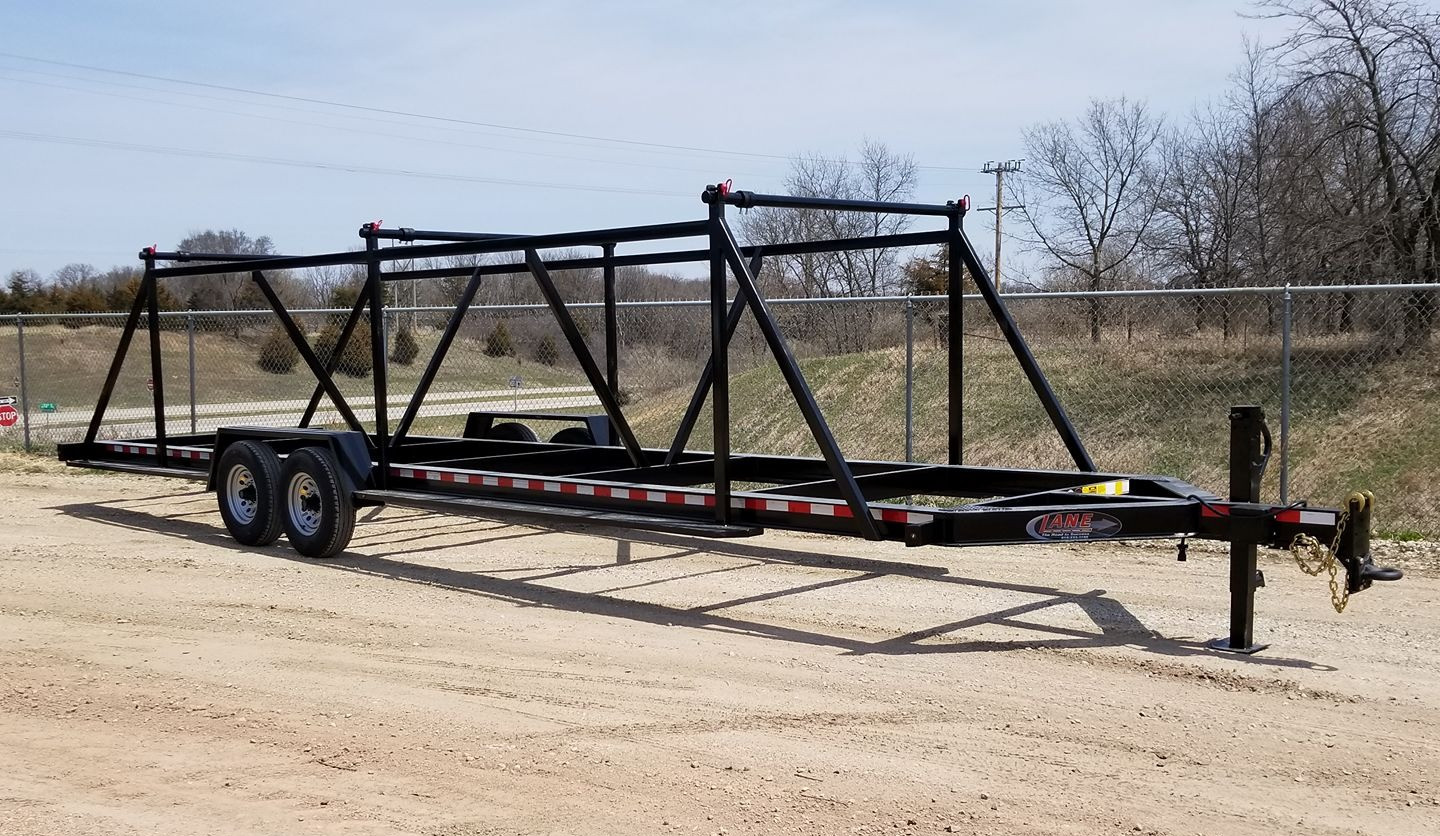 Drop On Multi Reel Trailers