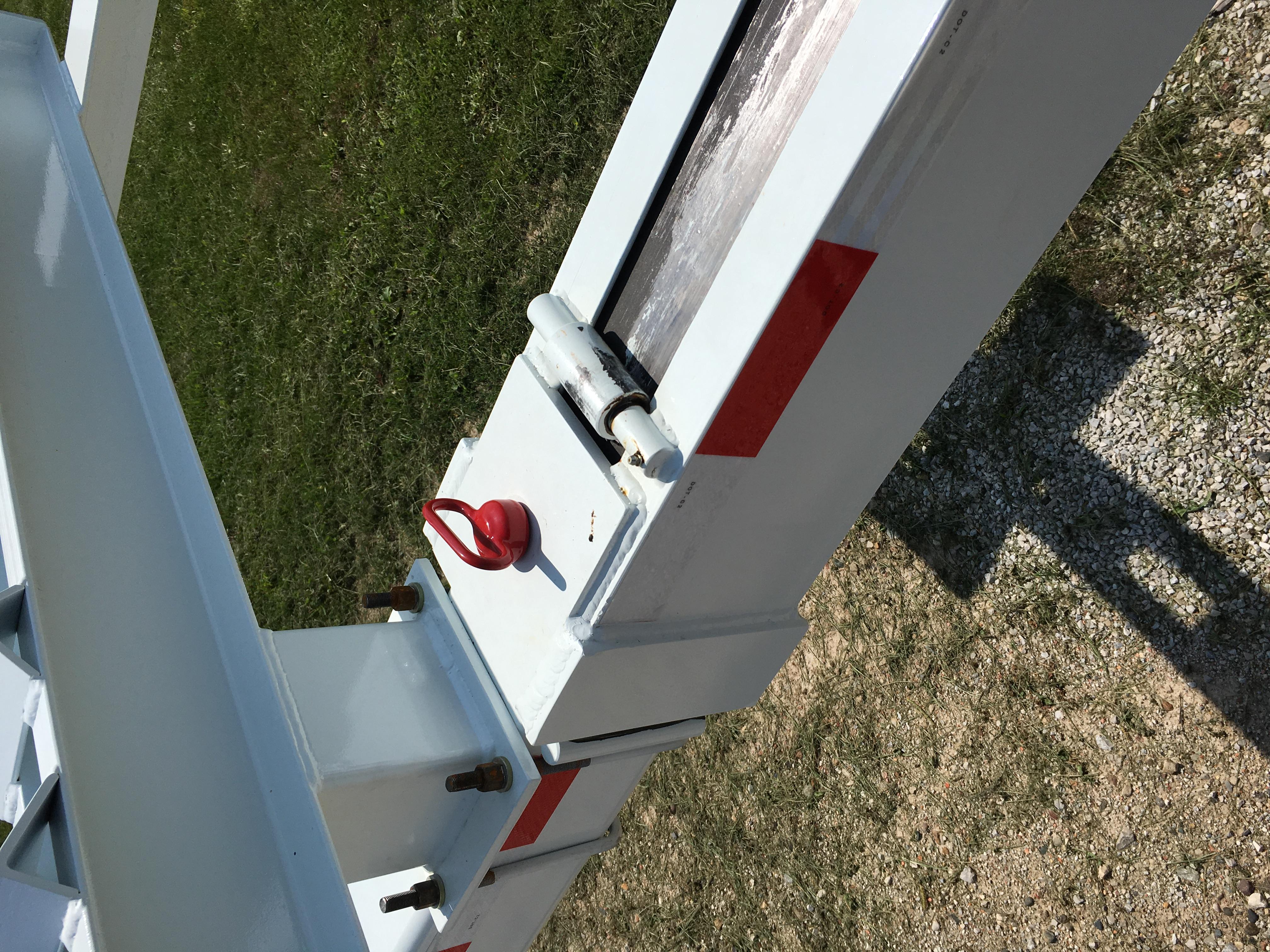LPT TELESCOPING POLE TRAILER - HEAVY