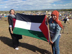 PalestinianWomenFlay