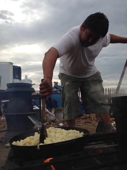 EggsStirredMedSpoon
