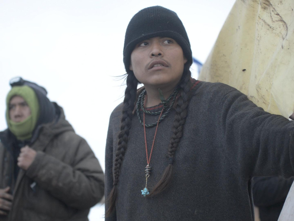 Reporter Observes: First Amendment Arrested at Standing Rock