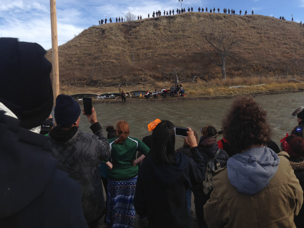 Standing Rock's Global Resonance