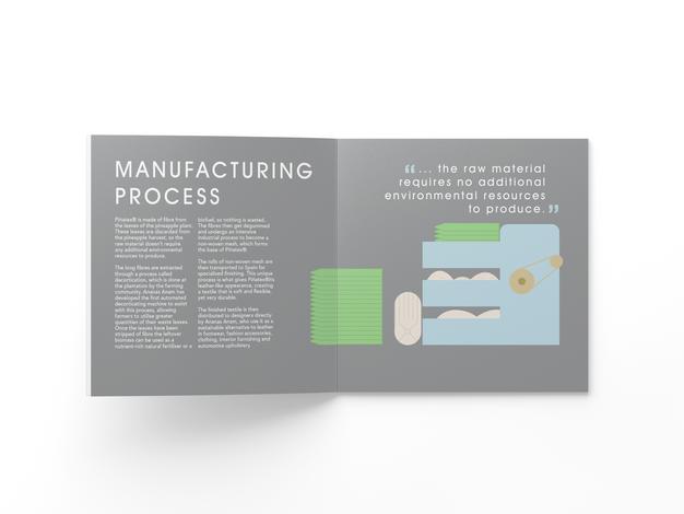 Pinatex Manufacturing