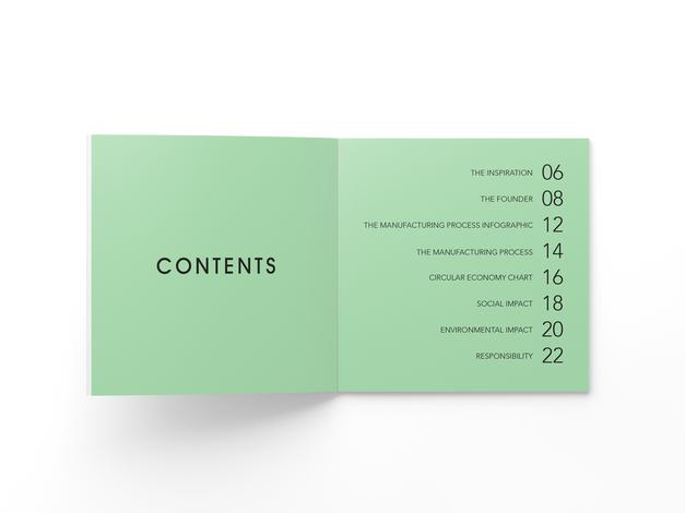 Pinatex Contents