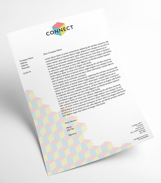 Connect Letterhead
