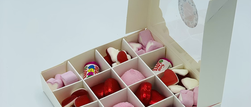 Mother's Day sweet filled box