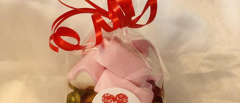 Valentines treat bag