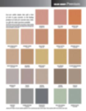 Davis Color Chart Page 2
