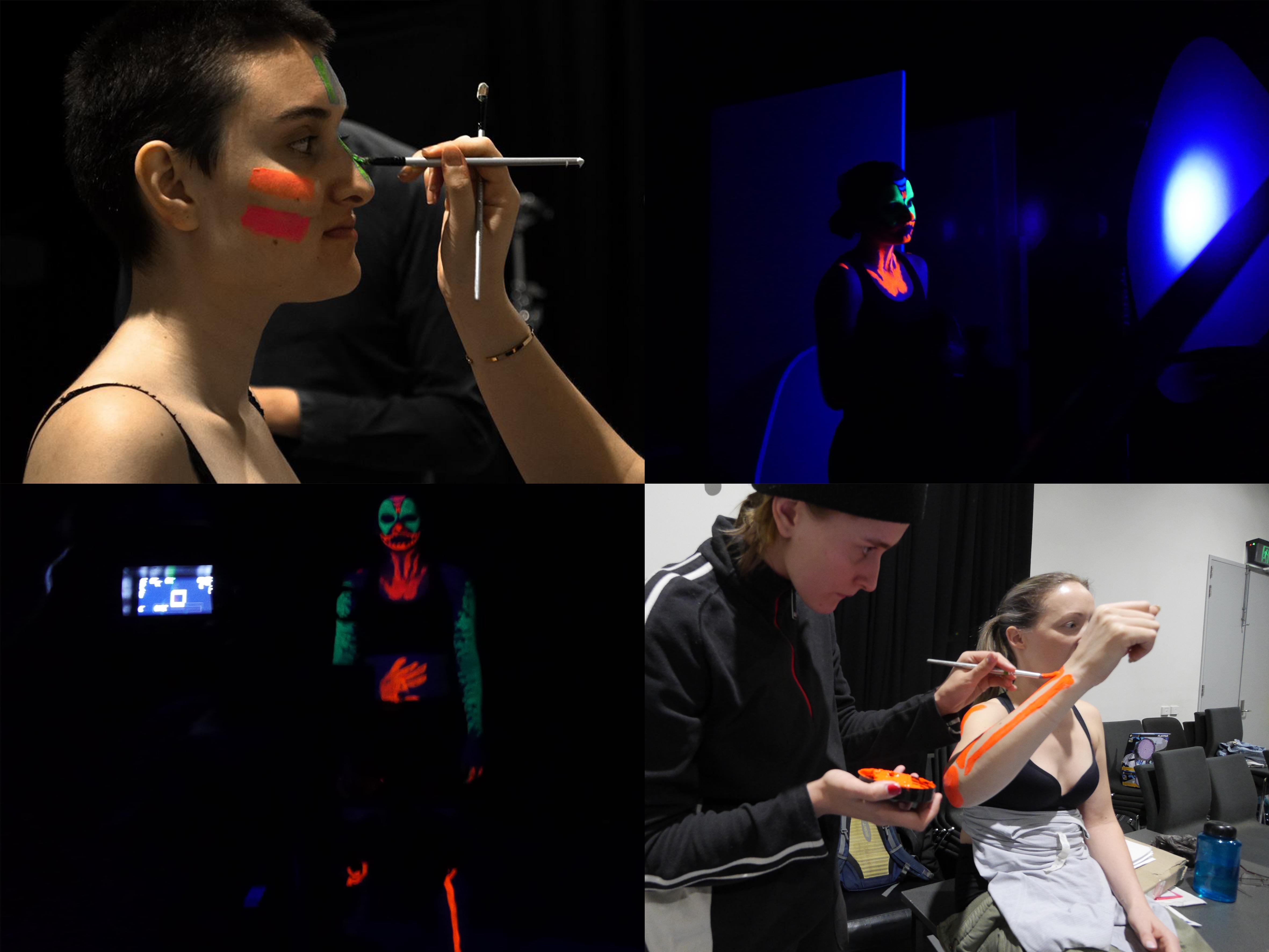 Makeup on LIAF (2017)